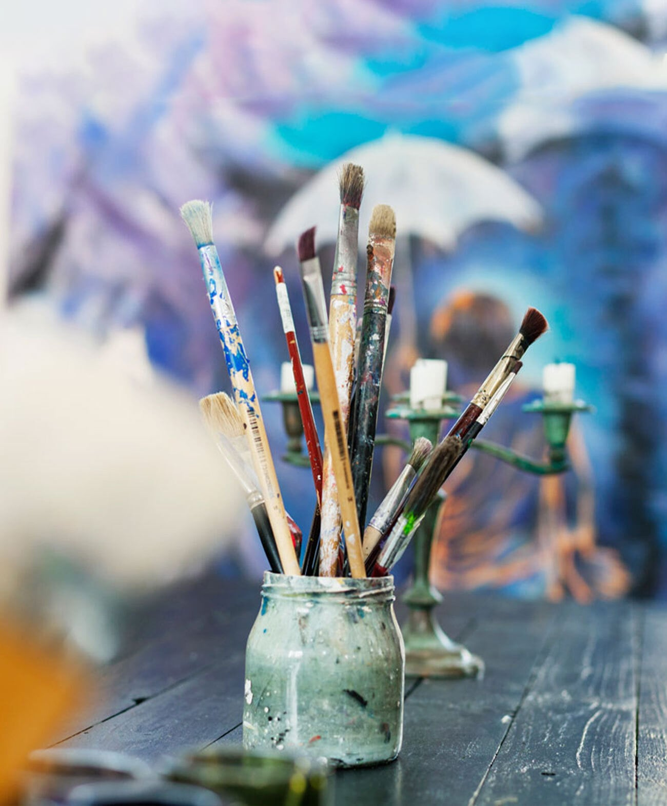 individual art therapy